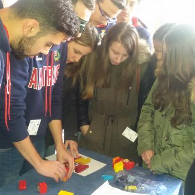 Napoli-Concorso Lego A.S.2016-17
