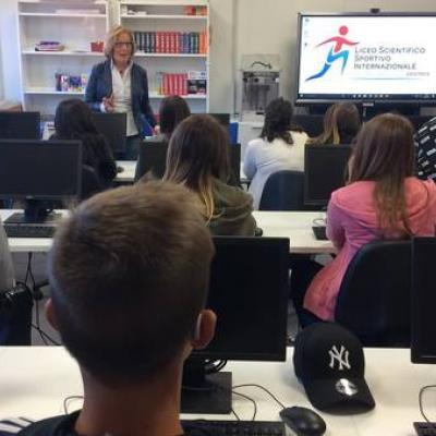 Inaugurazione Liceo Sportivo A.S.2017-18 - Discorso Dirigente Scolastico
