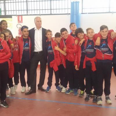Inaugurazione Liceo Sportivo Amatrice A.S. 2017-18