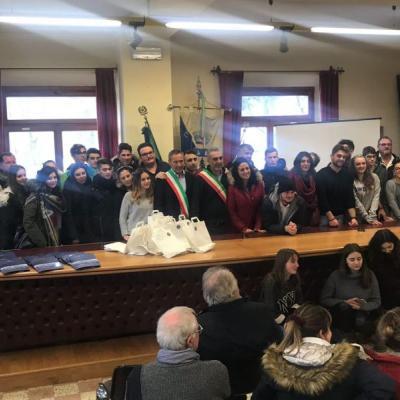 Settimana bianca Liceo Amatrice-Abetone A.S.2017-18