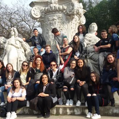 Roma - Villa Borghese A.S.2016-17