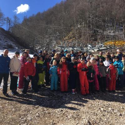 """Progetto """"Neve"""" A.S.2018/2019 - Leonessa"""