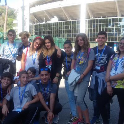 Roma-Scuola dello Sport Classe I A.S.2017-18