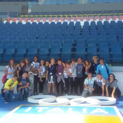 Roma-Stadio Olimpico A.S. 2017-18