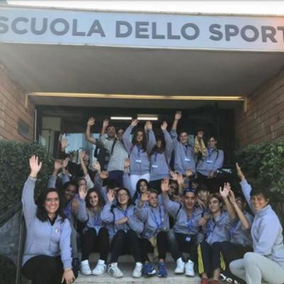 Roma Scuola dello Sport- Classe I A.S.2017-18