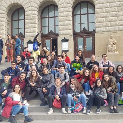 Viaggio d'istruzione Praga A.S. 2018/2019