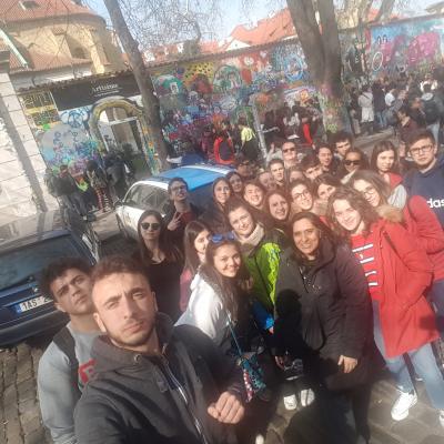 Viaggio d'istruzione Praga A.S.2018/2019