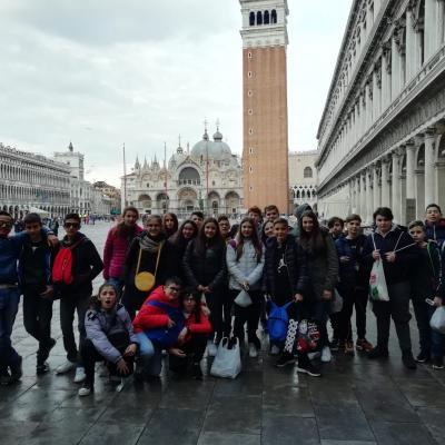 Viaggio d'istruzione Venezia A.S. 2018/2019