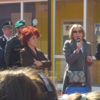 Visita Ministro Istruzione-Valeria Fedeli A.S.2016-17