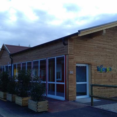 Scuola donata dal Trentino - Plesso Infanzia, Primaria, I Grado A.A.S.S. 2016-17, 2017-18