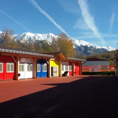 Scuola donata dal Trentino - Plesso Liceo A.A.S.S. 2016-17, 2017-18